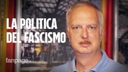 """Antonio Scurati: """"Da Mussolini a Briatore, la tracotanza è il segno distintivo del potere in Italia"""""""