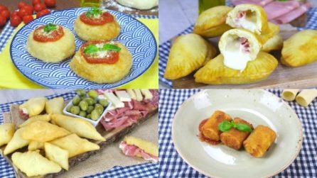 4 Ricette facili e veloci perfette per degli aperitivi sfiziosi!
