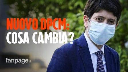 In arrivo nuovo dpcm, obbligo mascherine all'aperto in tutta Italia: ecco cosa sta per cambiare
