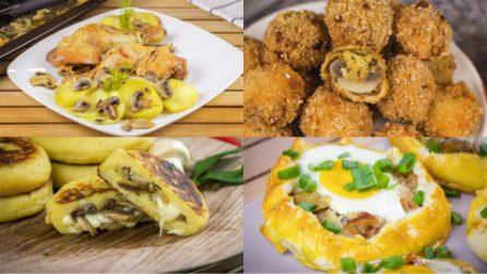 5 Ricette a base di funghi perfette per le tue cene autunnali!