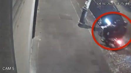Il video della morte di Luigi Caiafa, ucciso a 17 anni durante una rapina