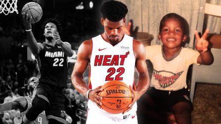 Cacciato di casa a 13 anni, viveva sotto i ponti: la favola di Jimmy Butler, star della NBA