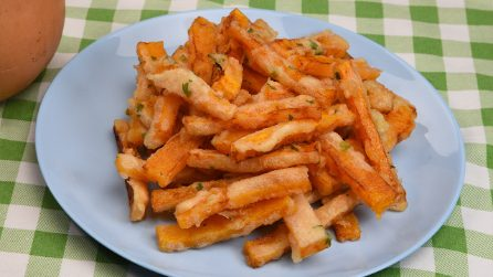Battered pumpkin: a delicious side-dish to try!