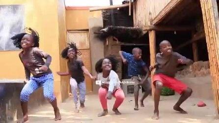 I bambini ballano Jerusalema: la loro coreografia è fantastica
