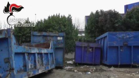 Discariche abusive al Nord, 24mila tonnellate di rifiuti smaltiti illegalmente: arresti e sequestri