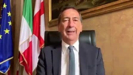 "Sala: ""Coprifuoco a Milano, smart working al 50 per cento in Comune"""