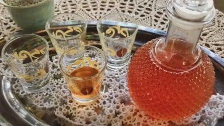 Liquore al melograno fatto in casa: la ricetta davvero squisita