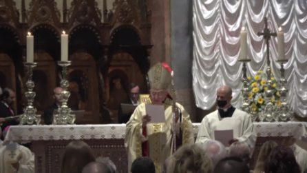 Carlo Acutis beato, il momento della proclamazione nella Basilica di San Francesco ad Assisi
