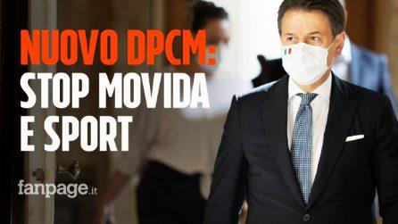 Coronavirus, in arrivo nuovo dpcm: stretta su movida, feste private e sport