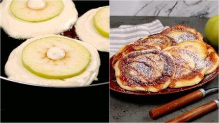 Pancakes alle mele: perfetti per una colazione piena di gusto e originale!