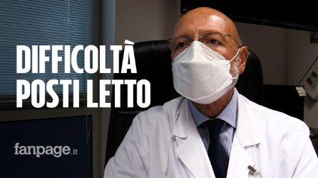 """Paziente Covid morto al Cotugno, il 118: """"Paziente era stabile, preoccupati per posti letto degenza"""""""