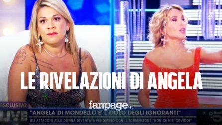 """Angela da Mondello, la confessione: """"Ho perso mio figlio. Sono stata condannata per furto"""""""