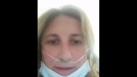 """""""Il Covid19 non è un gioco"""", la volontaria della Croce Rossa contagiata parla dall'ospedale"""