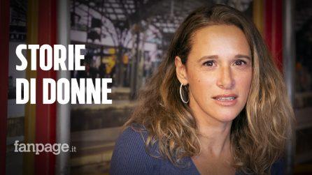 """Valeria Parrella è 'Quel tipo di donna': """"La sinistra riparta da questione femminile e lavoro"""""""