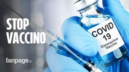 """Stop al vaccino anti covid della Johnson & Johnson: """"Malattia inspiegabile in uno dei partecipanti"""""""
