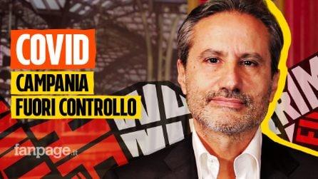 """Covid in Campania, Caldoro: """"De Luca ha fallito. Dati manipolati, si potevano salvare vite"""""""