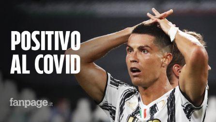 Cristiano Ronaldo positivo al coronavirus: come sta l'attaccante della Juventus