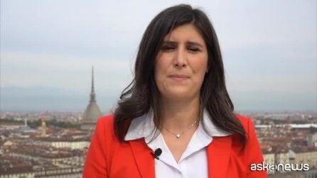"""La sindaca di Torino Chiara Appendino annuncia: """"Non mi ricandido"""""""