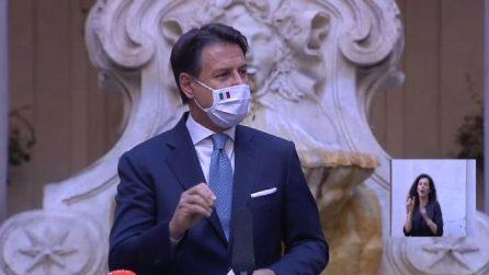 """Covid, Conte: """"Situazione critica sui trasporti, nonostante sforzi"""""""