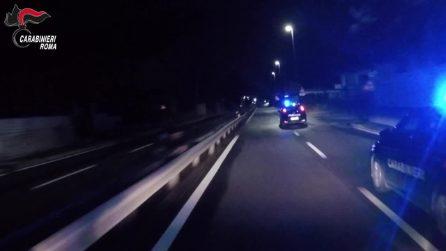 Tor Bella Monaca: blitz all'alba, smantellata organizzazione dedita allo spaccio di cocaina