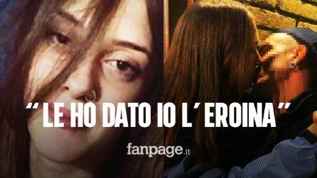 """Maria Chiara, morta a 18 anni di overdose, parla il fidanzato: """"Le ho dato io l'eroina"""""""