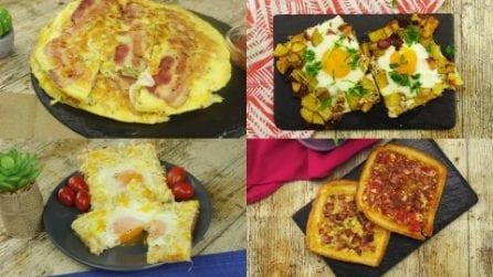 La mattina fai il carico di energia! Prova queste ricette gustose per la tua colazione salata!