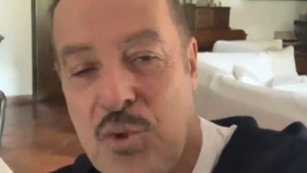 """Massimo Lopez: """"Sono positivo al Covid, ho la febbre da domenica"""""""
