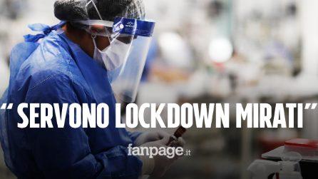 """Gimbe: """"Misure nuovo Dpcm insufficienti, servono lockdown mirati. Raddoppiati i nuovi casi"""""""