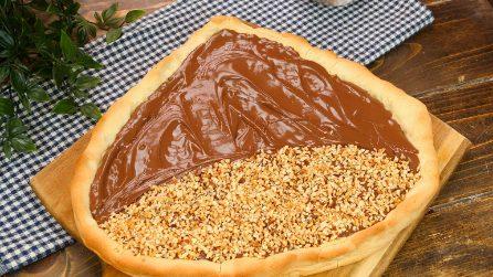 Chestnut giant pie: a unique idea to surprise the whole family!