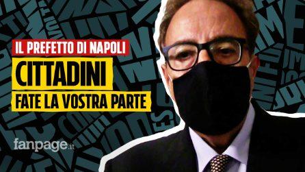 """Covid 19, il Prefetto Valentini: """"I cittadini facciano la loro parte per la tutela della salute"""""""