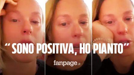 """Federica Pellegrini positiva al Covid: """"Ho pianto tanto. Avevo mal di gola e dolori"""""""