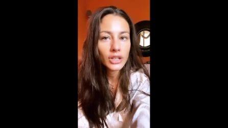 """Maria Pellegrinelli è positiva al Coronavirus: """"Fortunatamente sono asintomatica"""""""