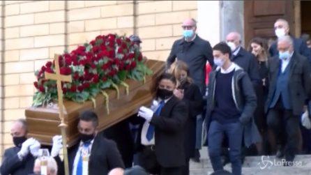 Cosenza, conclusi i funerali di Jole Santelli