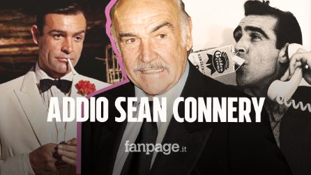 Morto Sean Connery: si è spento a 90 anni il leggendario James Bond di Hollywood