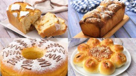 4 Ricette dolci e golose perfette per la colazione: il loro ripieno ti sorprenderà!