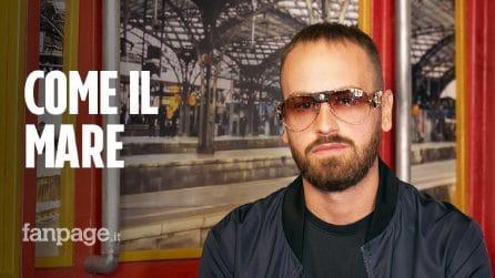 """Vale Lambo racconta """"Come il Mare"""": """"Il mio disco più personale, in """"Solo piano"""" racconto chi sono."""