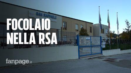"""Focolaio in Rsa di Rieti, la sindaca: """"Pazienti e operatori non sono in gravi condizioni"""""""