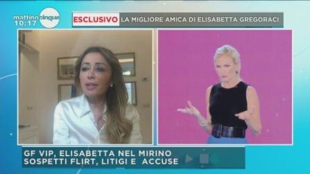"""L'amica di Elisabetta Gregoraci: """"Al Gf Vip da single, non ha alcuna relazione"""""""