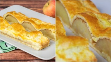 Apple and cinnamon pie: a delicious dessert to try now!