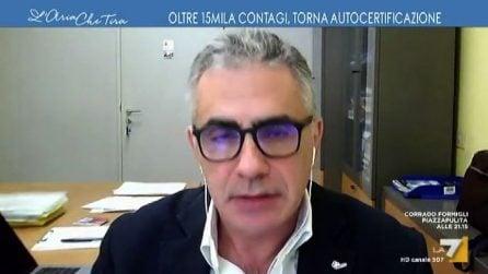Il virologo Pregliasco: insufficiente il coprifuoco in Lombardia