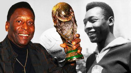 Dalla povertà al tetto del mondo, il mito della Perla Nera del Brasile: Pelé, il re del calcio