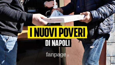 """Pizze per i poveri di Napoli: """"Ci sono sempre più famiglie e italiani finiti sul lastrico"""""""