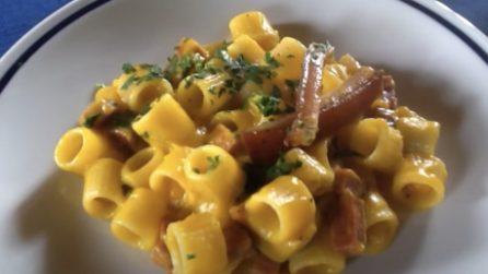 Pasta zucca e speck: il primo piatto cremoso che conquisterà tutti