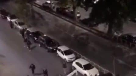 Roma: corteo di Forza Nuova contro il coprifuoco