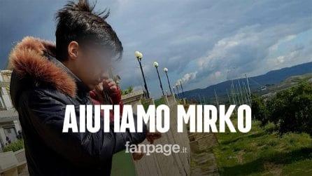 """Mirko ha la sindrome di Wernicke, i genitori: """"Nostro figlio c'è, ma è come se non ci fosse, aiuto"""""""