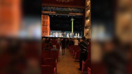 """Gli """"ultimi"""" applausi al Teatro dell'Opera di Roma"""