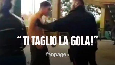"""Arese, carabinieri aggrediti e minacciati da due fratelli: """"Giuro che ti taglio la gola"""""""