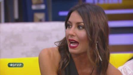 Elisabetta Gregoraci e Dayane Mello contro Stefania Orlando