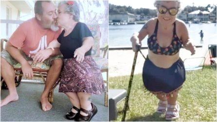 Attrice comica affetta da nanismo combatte la cattiveria con i suoi video virali