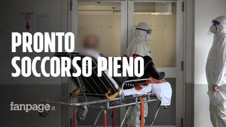 """Roma, pronto soccorso del Gemelli: """"Situazione critica, venite solo se avete complicanze serie"""""""